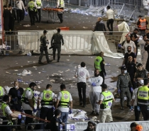 38 Morrem pisoteados após tumulto em festival religioso em Israel