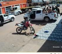 Polícia procura cerca de 20 assaltantes que roubaram 2 bancos em MT