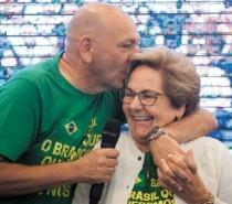 Mãe do empresário Luciano Hang morre após ser internada com Covid-19
