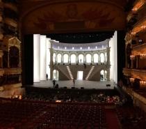 Ator do Teatro Bolshoi de Moscou morre no palco após acidente