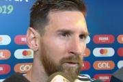 Messi ataca Conmebol e diz que Brasil controla tudo  entidade decide não responder