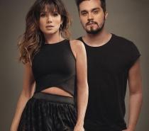 Luan Santana revela que dueto com Paula Fernandes foi gravado separadamente