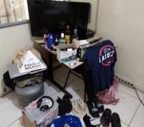 Família é feita como refém em casa por três assaltantes em Governador Valadares