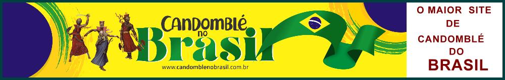 CANDOMBLÉ NO BRASIL